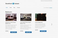 Instant WordPress Theme from Storefront Themes