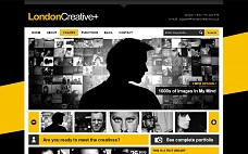 London Creative WordPress Theme from ThemeForest