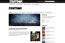 StartBox WordPress Theme from StartBox