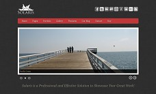 Solaris WordPress Theme from MOJO Themes