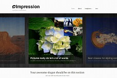 Impression WordPress Theme from WPZOOM