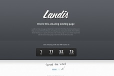 Landis WordPress Theme from Themes Kingdom