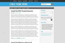Nomadic WordPress Theme from MOJO Themes