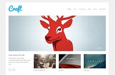 Craft WordPress Theme from ThemeForest