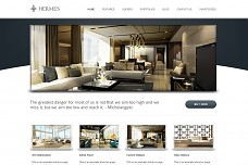 Hermes WordPress Theme from ThemeForest
