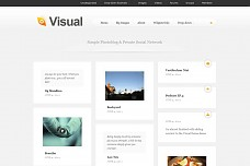 Visual WordPress Theme from DevPress