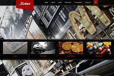 Xebax WordPress Theme from ThemeForest