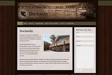 Dockside WordPress Theme from ThemeForest