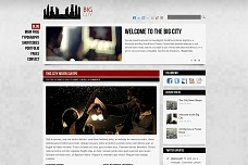 Big City WordPress Theme from Bleepli Themes