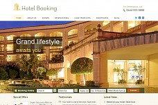 HotelBooking WordPress Theme from iThemes