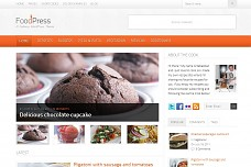 FoodPress WordPress Theme from ThemeForest