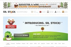 Sr. Stock WordPress Theme from iThemes