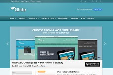 Glide WordPress Theme from MOJO Themes