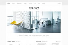 The Coy WordPress Theme from ThemeForest