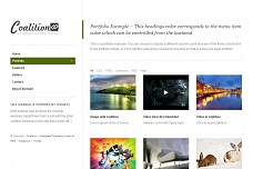 Coalition WordPress Theme from ThemeForest