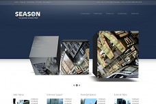 Season WordPress Theme from ThemeForest