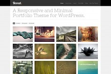 Reveal WordPress Theme from Theme Trust