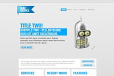 Mac Works WordPress Theme