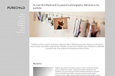 PureChild WordPress Theme