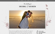 Wedding WordPress Theme from Gabfire Themes