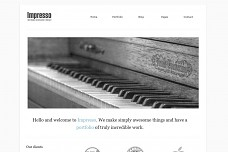 Impresso WordPress Theme from ThemeForest