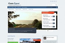 EstateExpert WordPress Theme from MOJO Themes