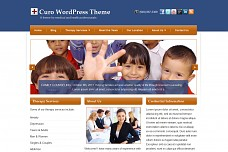 Curo WordPress Theme from PressCoders