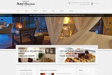Hotel Classica WordPress Theme from Themes Kingdom