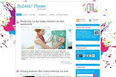 Splash! WordPress Theme from Foundation Framework