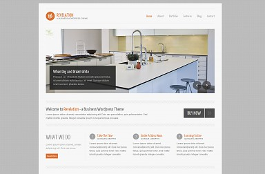 Revelation WordPress Theme