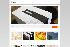 Uber WordPress Theme from ThemeForest