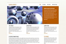 Galaxy WordPress Theme from ThemeForest