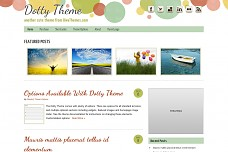 Dotty WordPress Theme from Diva Themes