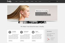 Config WordPress Theme from ThemeForest