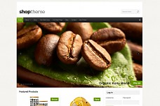 Shop WordPress Theme from Organic Themes