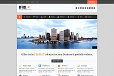 Office WordPress Theme from ThemeForest