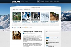 Sprout WordPress Theme from Theme Junkie