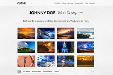 Zipfolio WordPress Theme from Press75