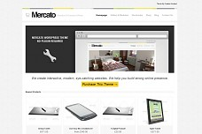 Mercato WordPress Theme from Storefront Themes