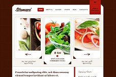 Stomaci WordPress Theme from Themes Kingdom