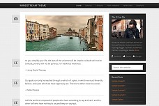 Mindstream WordPress Theme from StudioPress