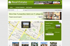 RealtorPress WordPress Theme from ThemeShift