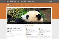 Advocate WordPress Theme from ThemeForest