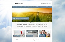 Risen Responsive Church WordPress Theme from ThemeForest
