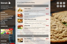 Ristorante Restaurant WordPress Theme from ThemeForest