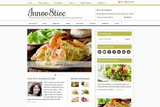 Innov8tive WordPress Theme from StudioPress