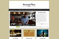 Restaurant WordPress Theme from iThemes